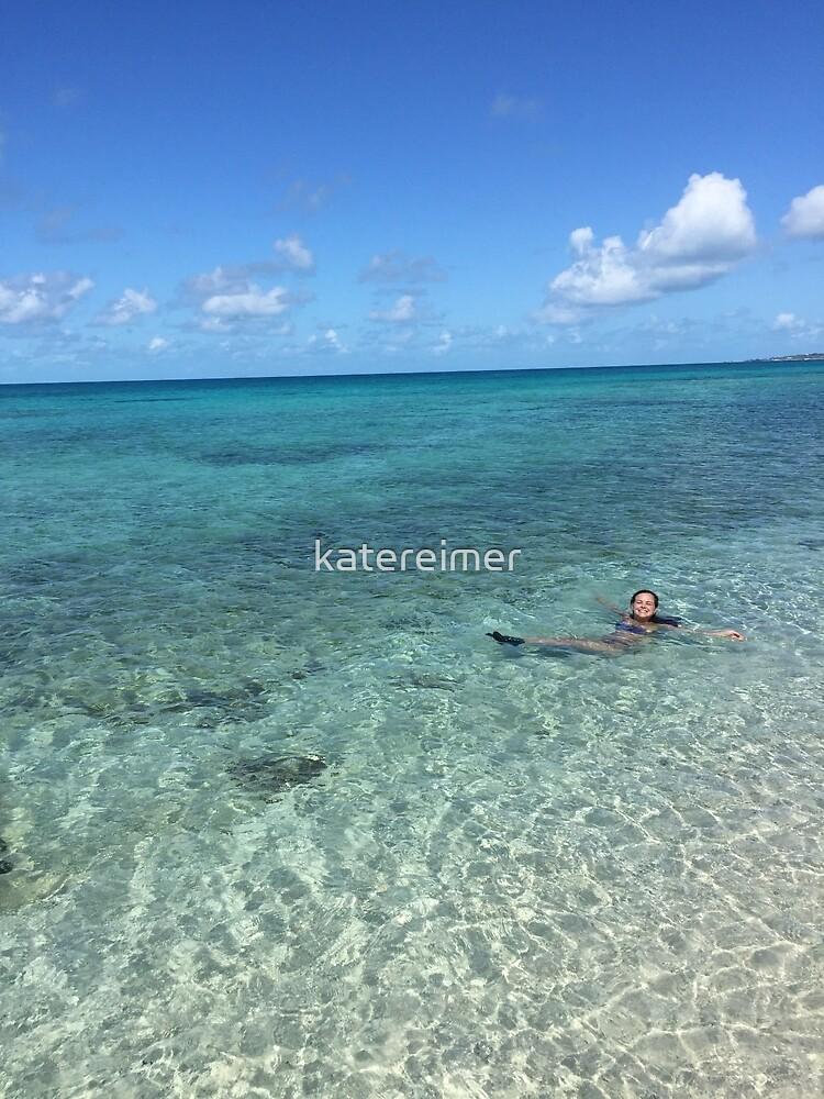 Bahama Swim by katereimer