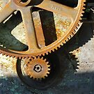 « UrbArt® - Mécanisme industriel » par UrbArt