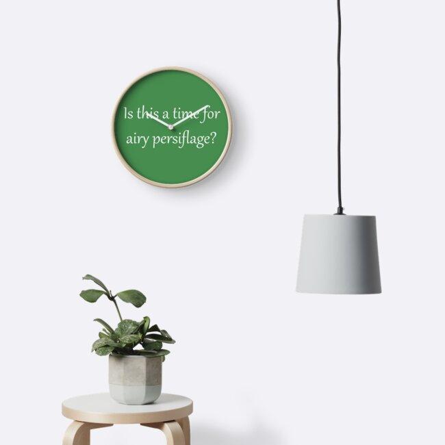Airy Persiflage - Gilbert & Sullivan - light text by lyricalshirts
