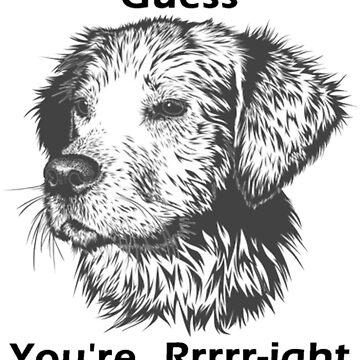 Animal Print-Vector Designs-Dog by Makky