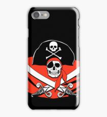 Pirates of the Caribbean Skull iPhone Case/Skin