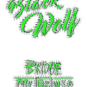 HULK GREEN Black Wolf by nzblackwolf