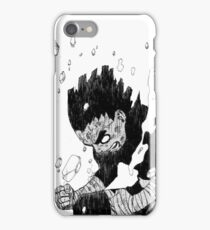 Rock Lee iPhone Case/Skin