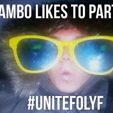 Cambo likes to party by Unite18plus