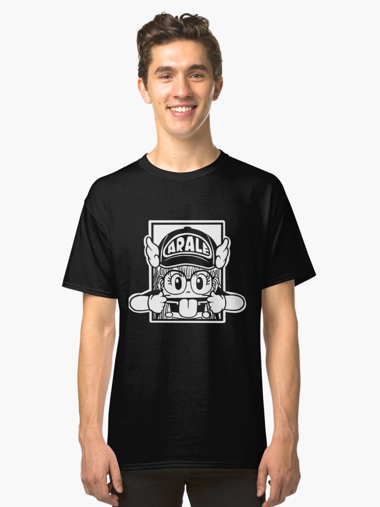 ARALE Classic T-Shirt Front