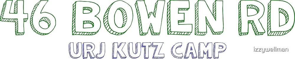 URJ Kutz Camp - Street Address by izzywellman