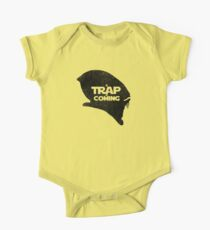 A Trap is Coming - black Kids Clothes