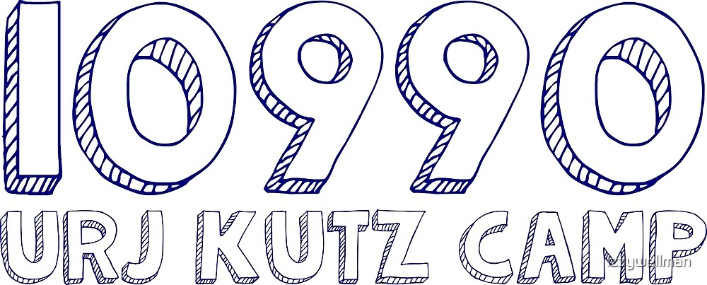 URJ Kutz Camp - Zip Code by izzywellman