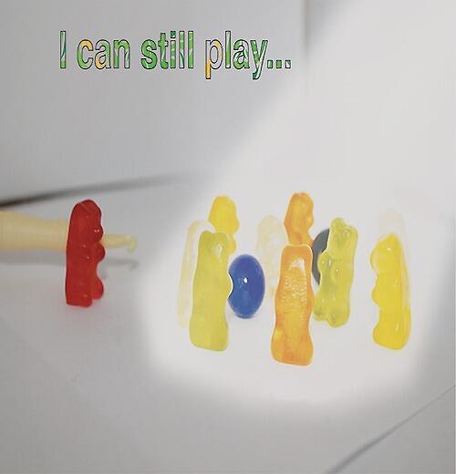 Gummi bear theatre  by FMKart