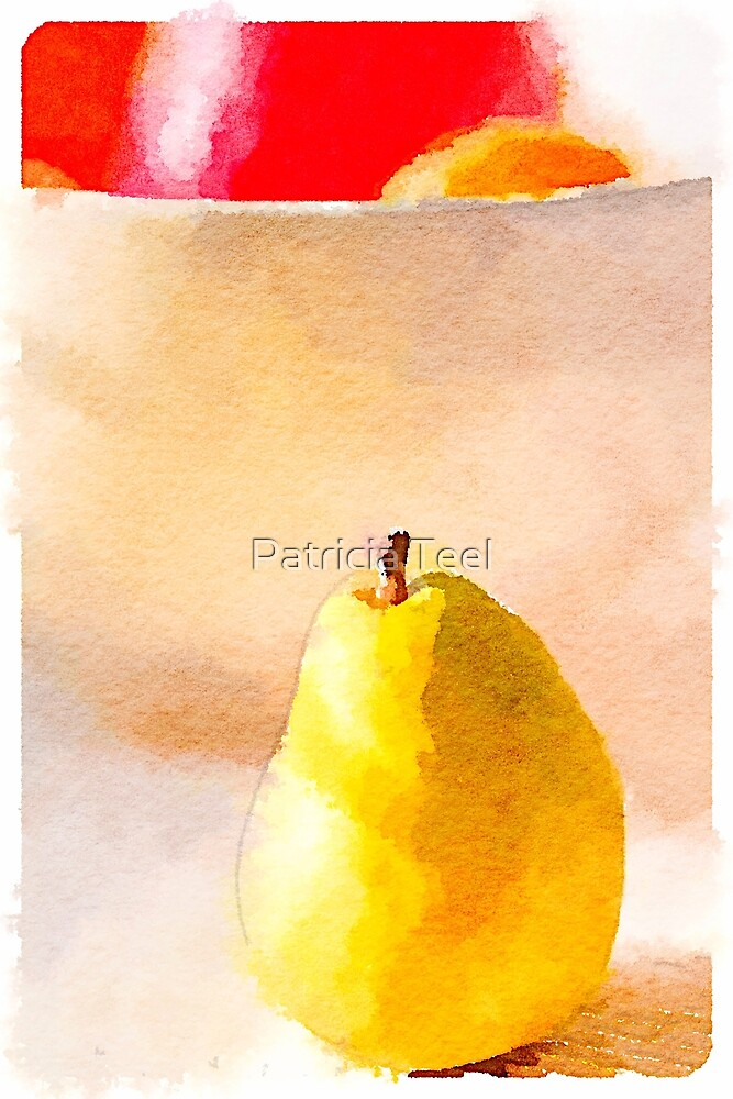 Pear by Patricia Teel