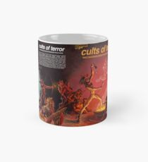Cults of Terror - front & back cover Mug