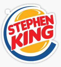 Stephen King Sticker