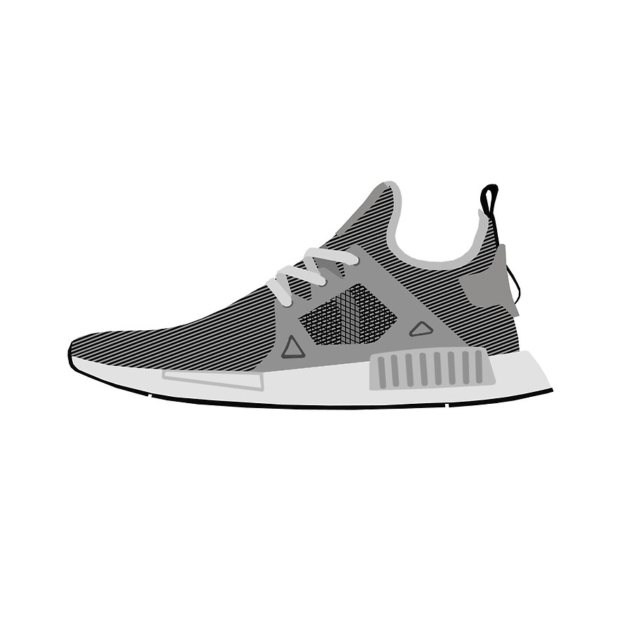 Adidas NMD XR1 Stripe Navy Blue Roshe Style Nike Clearance Store