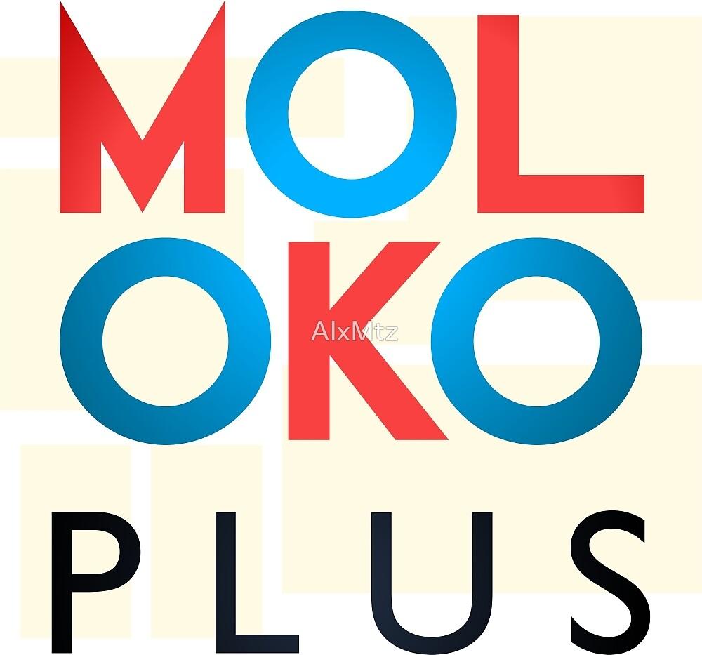Moloko Plus (A Clockwork Orange) by AlxMtz