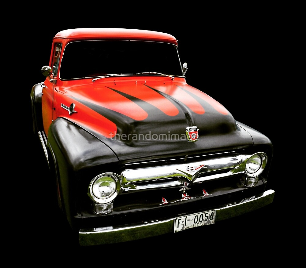 F 100 by therandomimage