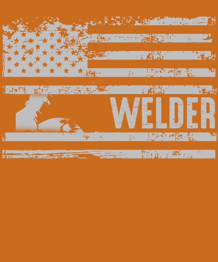 American Welder by AlwaysAwesome