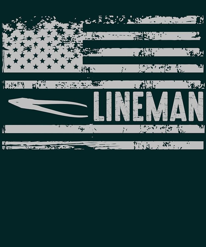 American Lineman by AlwaysAwesome