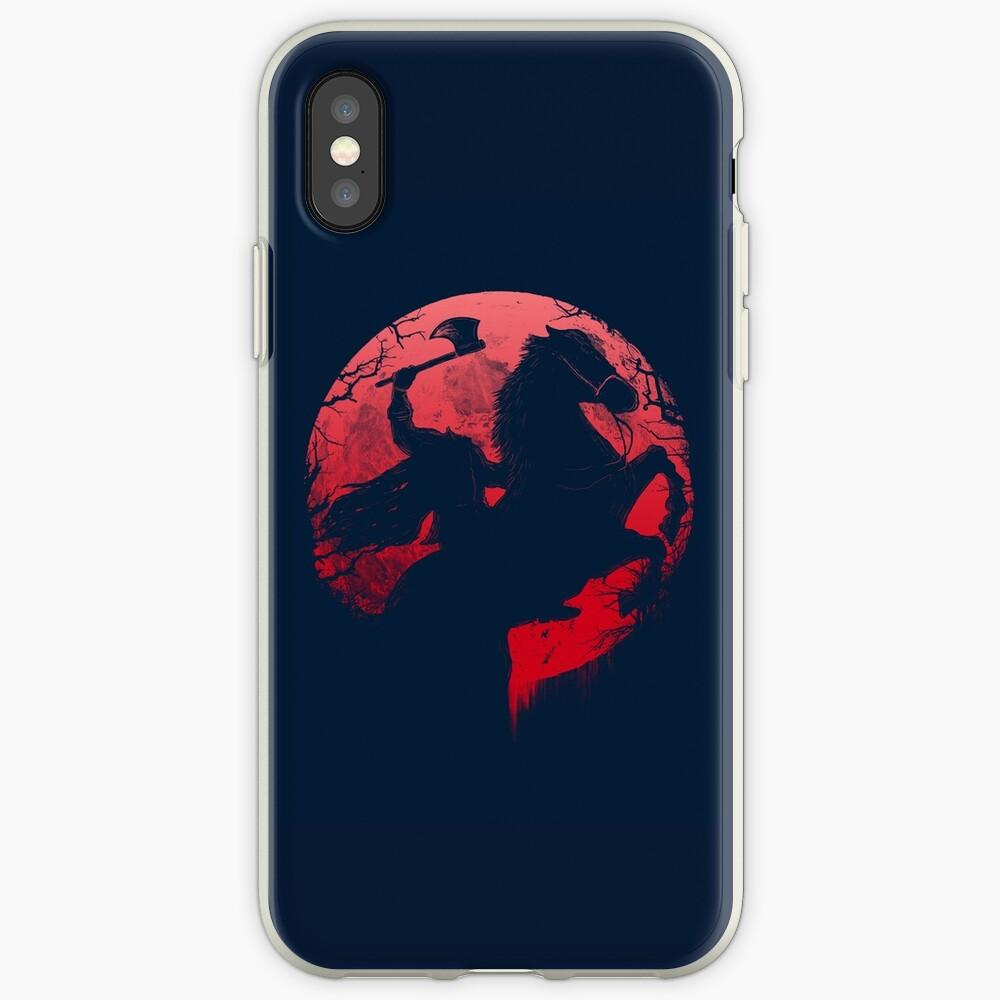 Kopfloser Reiter iPhone-Hüllen & Cover