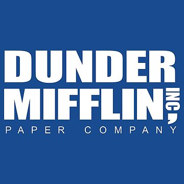 Dunder Mifflin by 3sarahsecond
