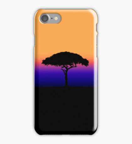 Solitary [Print and iPhone / iPad / iPod Case] iPhone Case/Skin
