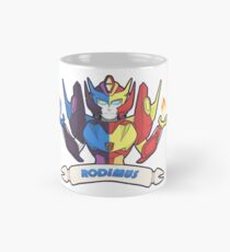 Rodimus Past - Future Mug