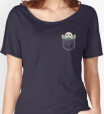 Rowlet in a pocket Women's Relaxed Fit T-Shirt
