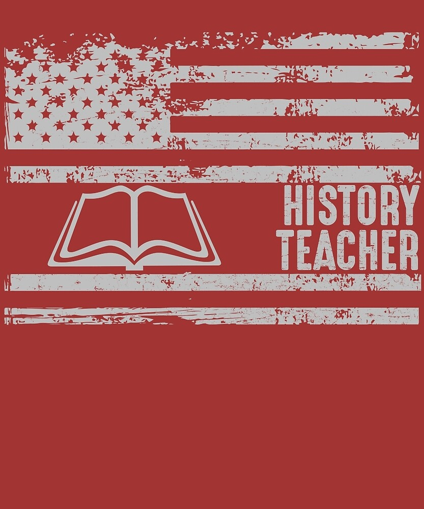American History Teacher by AlwaysAwesome