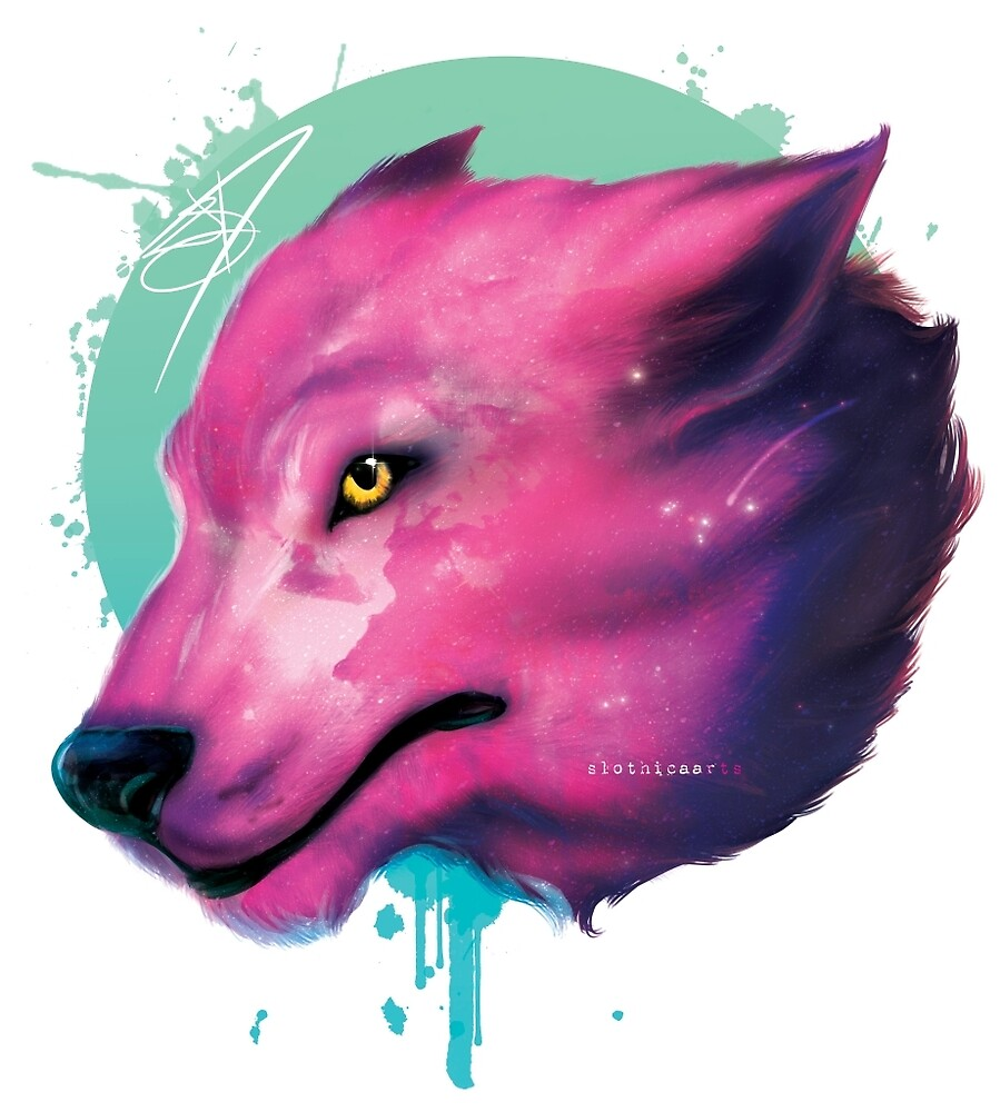 Star Wolf by slothica