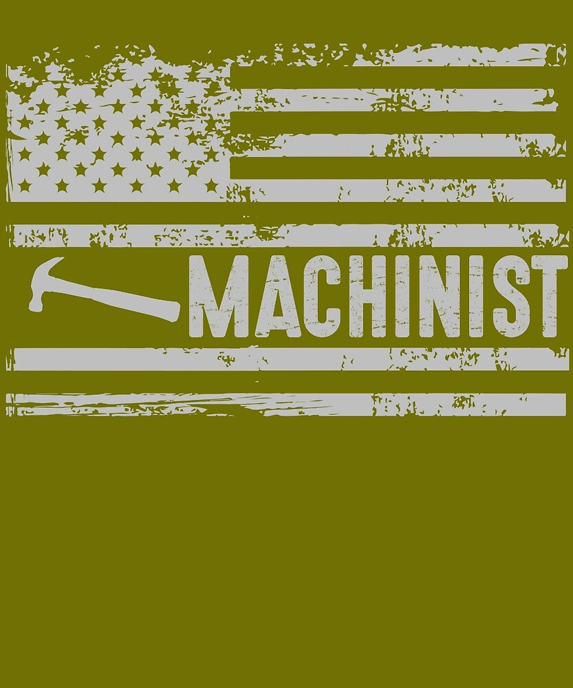 American Machinist by AlwaysAwesome