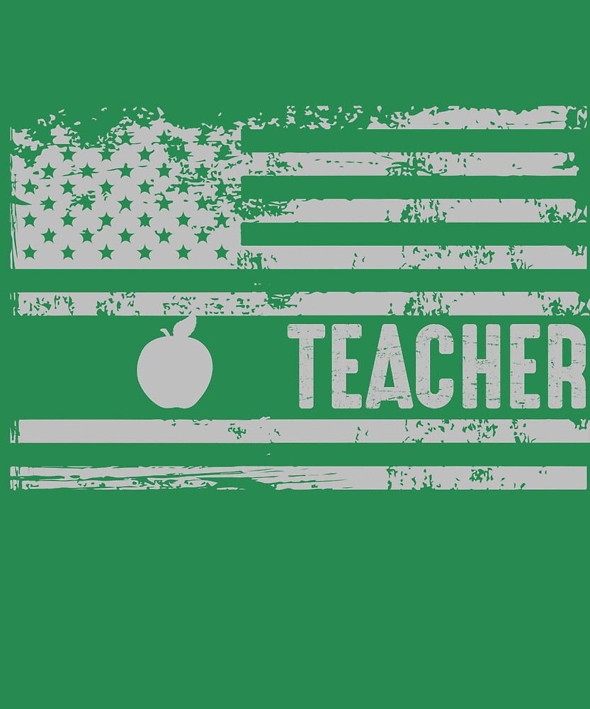 American Teacher by AlwaysAwesome