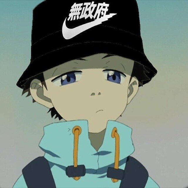 Sad Boys Anime Guy by GoodKidMadCityx