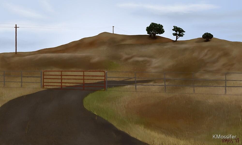 Petaluma Hills by KMossifer
