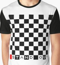 Stand Out Graphic T-Shirt