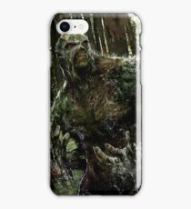 Swamp Thing iPhone Case/Skin