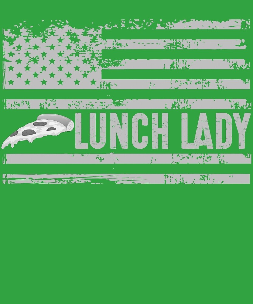 American Lunch Lady by AlwaysAwesome