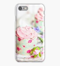 Pretty Pink Cup Cakes iPhone Case/Skin