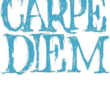 Carpe Diem by mattallandesign