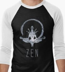 Alien Zen Men's Baseball ¾ T-Shirt