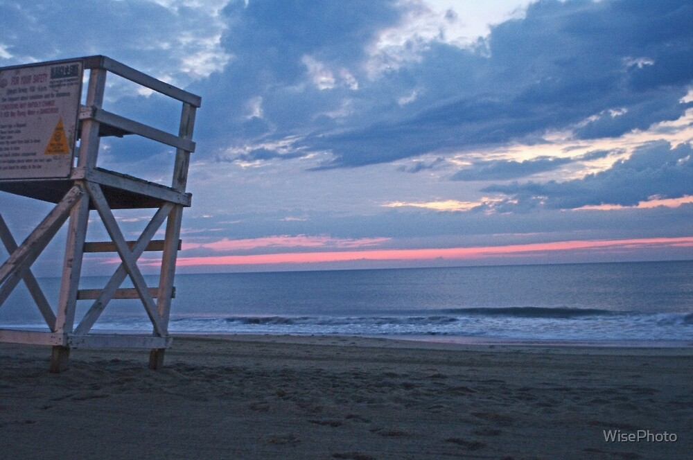 Lifeguard Stand by WisePhoto