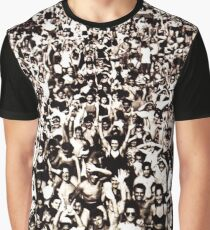 George Michael - Listen Without Prejudice Graphic T-Shirt