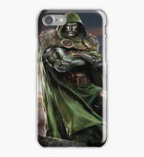 Doctor Doom iPhone Case/Skin