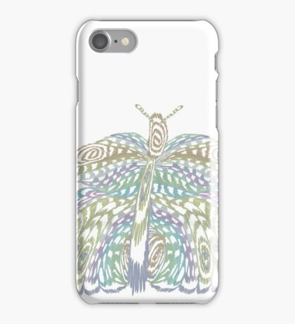 Brilliant Butterfly iPhone Case/Skin