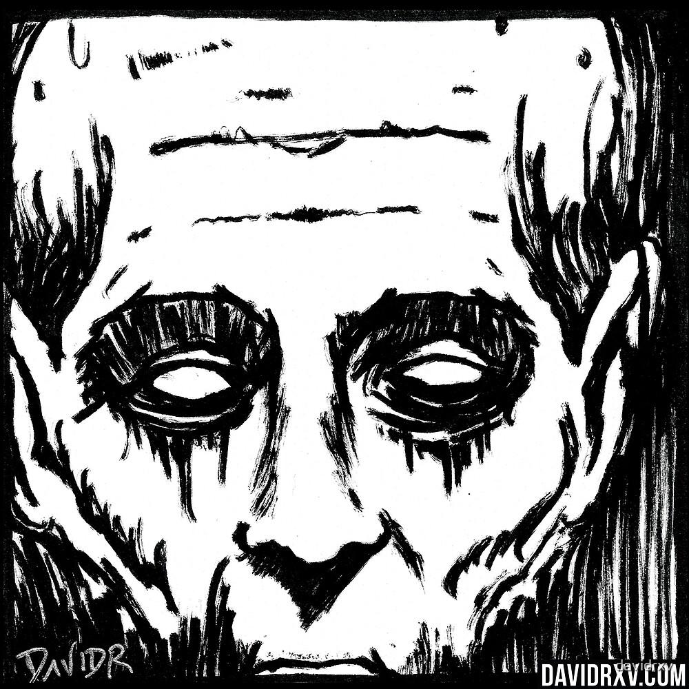 Zombie Ex by davidrxv