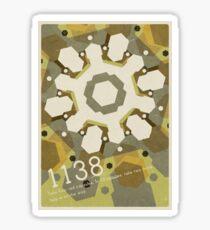 1138 Sticker