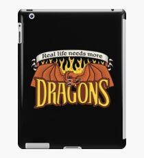 More Dragons iPad Case/Skin