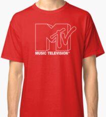 MTV Logo 2 Classic T-Shirt