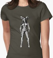 st. exmin Womens Fitted T-Shirt