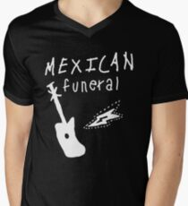 Mexican funeral Dirk Gently band shirt design  T-Shirt