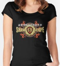 Shaw Brothers  Fitted Scoop T-Shirt