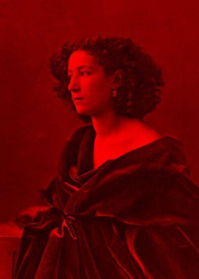 Sarah Bernhardt - Celebrity by Powerofwordss